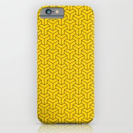 Interlocked iPhone Case
