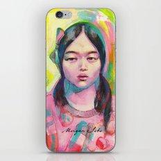 Happiness iPhone & iPod Skin