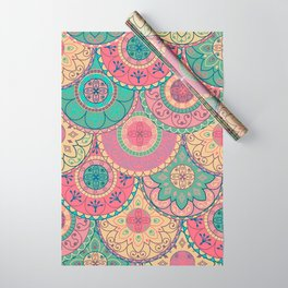 Mandala Wrapping Paper