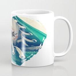 Converse Love in White Coffee Mug