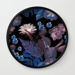 My Exotic Garden Wall Clock