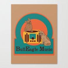 BullEagle Canvas Print