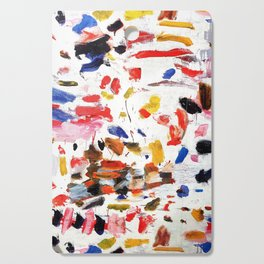 Abstract Painting #2 Cutting Board
