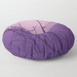 Grasshopper Moon Floor Pillow