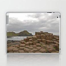 Giant's Causeway stones Laptop & iPad Skin