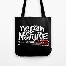 Negan by Nature Tote Bag