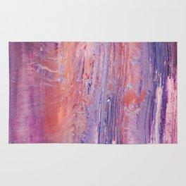 Marbled Sunset Rug