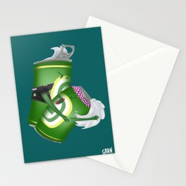 Rock & cheers Stationery Cards