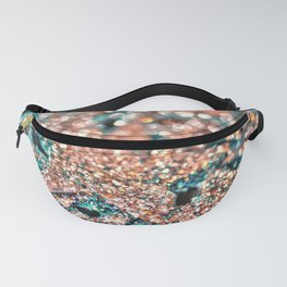Starry Wishes and Bokeh Dreams...Coral Sea Fanny Pack