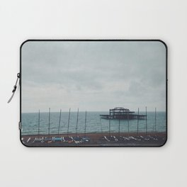 Brighton Old Pier Laptop Sleeve