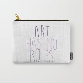 ART Rules2 Carry-All Pouch