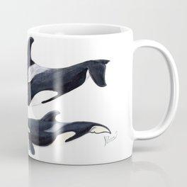 Orca (Orcinus orca) Coffee Mug