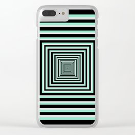 Seeing Eye Clear iPhone Case