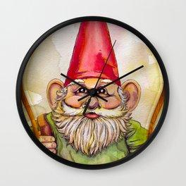 Little Traveler Wall Clock