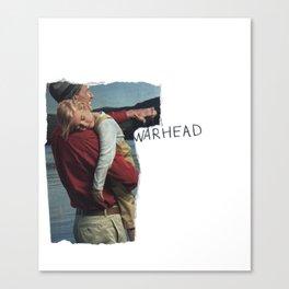WARHEAD Canvas Print