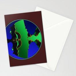 bad man Stationery Cards