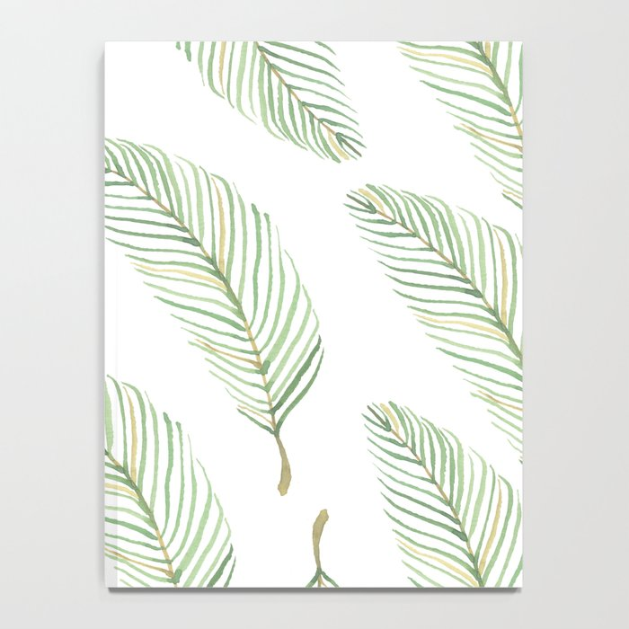 Summer of Palms Notebook