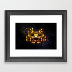 Invaders IRL Framed Art Print