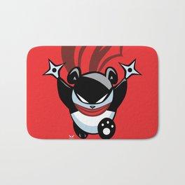 Ninja Panda Bath Mat