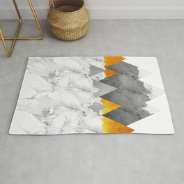 Defined by its Texture Rug