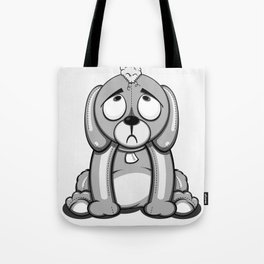 Critter Alliance - Poor Puppy Tote Bag