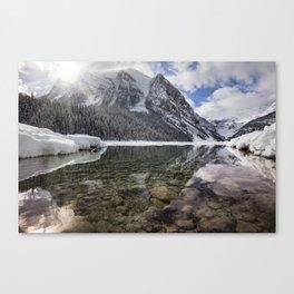 Lake Louise Canvas Print