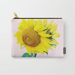 Sun Flowers #society6 #decor #buyart Carry-All Pouch