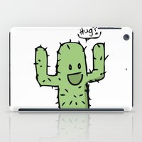 hug iPad Cases featuring Hug? by UNDeRT4keR