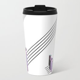 The Melodic Perspective Travel Mug