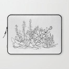 Succulent Group Laptop Sleeve