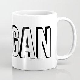 Hash Tag VEGAN Coffee Mug
