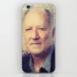 Werner Herzog iPhone Skin