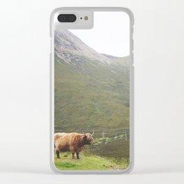 isle of skye, iv Clear iPhone Case