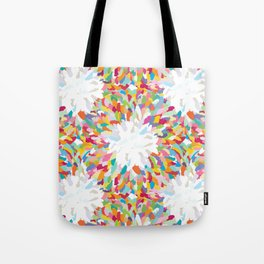 fizzy feathers Tote Bag
