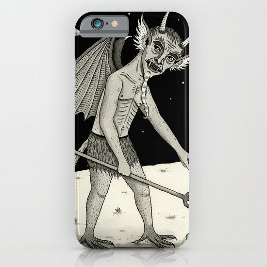 A Diabolical Act of Persuasion iPhone & iPod Case