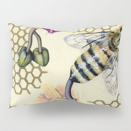In Her Garden Pillow Sham