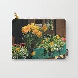 Spring Planter Carry-All Pouch