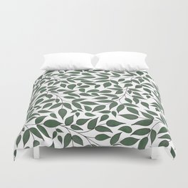 Foliage. Duvet Cover