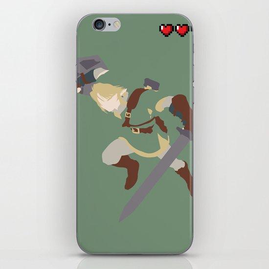 The Legend of Zelda - Link iPhone & iPod Skin