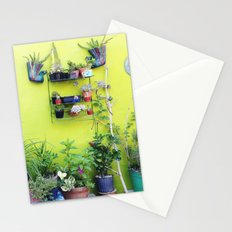 Mexican Yard Stationery Cards