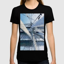 Nautical Sailing Adventure T-shirt