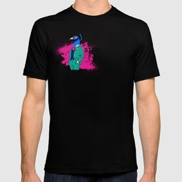 Start Peacocking T-shirt