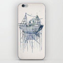 Dry Dock II iPhone Skin