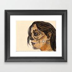 Sure of it Framed Art Print