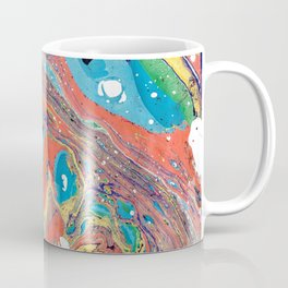 Trust Oil Paint Coffee Mug