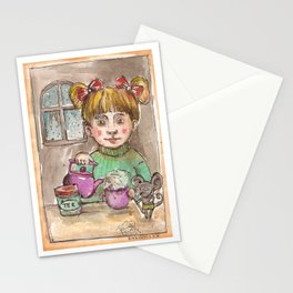 tee... Stationery Cards