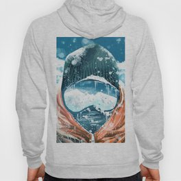climber in the everest Hoody