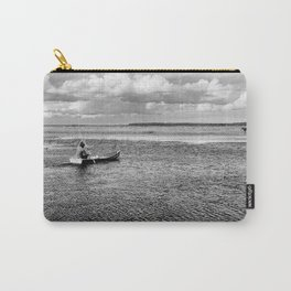 Natural bucolic view in Biebrza wetland Carry-All Pouch