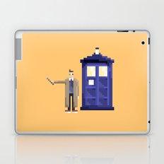 Retro Who Laptop & iPad Skin