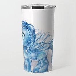 Crystal Dash Travel Mug